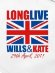 Long Live Wills & Kate by the Urban Pup