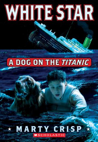 Les chiens sur le Titanic - Page 2 White-star-titanic-book