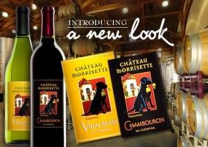 Chateau Morrisette wines