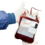 blood tranfusion bag