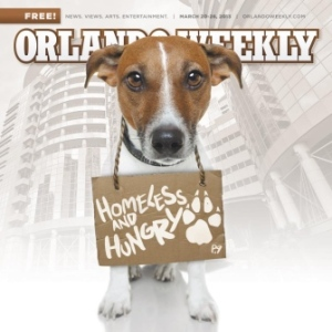 Orlando Weekly cover
