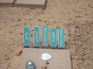 named graves