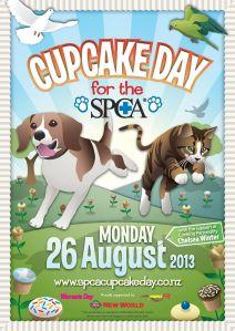 Cupcake Day Poster