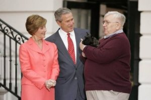 Photo courtesy of the Presidential Pet Museum