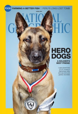 National geographic June 2014