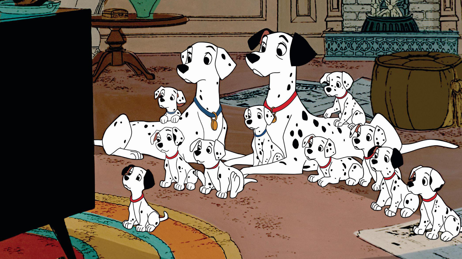 Dalmatians doggymom
