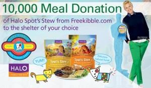 Oscars meal donation
