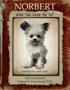Book 1: Norbert - What can little me do?