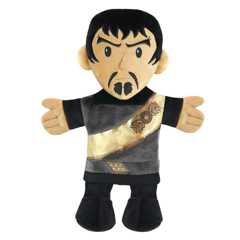 Klingon plush dog toy