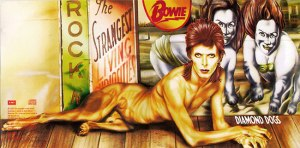Diamond dogs cover