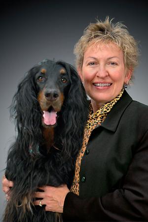 Johnson and Dog - senior dogs