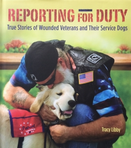 Reporting for duty by Tracy Libby