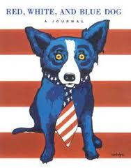 blue-dog-journal