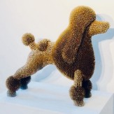 Crayon poodle