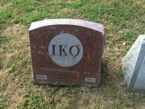 Iko's stone